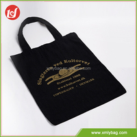 China high standard production wholesale shopping cotton bag