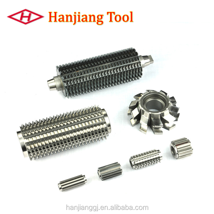 High precision High efficiency High reliability Specialized Customized HSS and PM Involute Gear Hob cutter