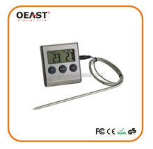 2014 promotional metal good cook thermometer