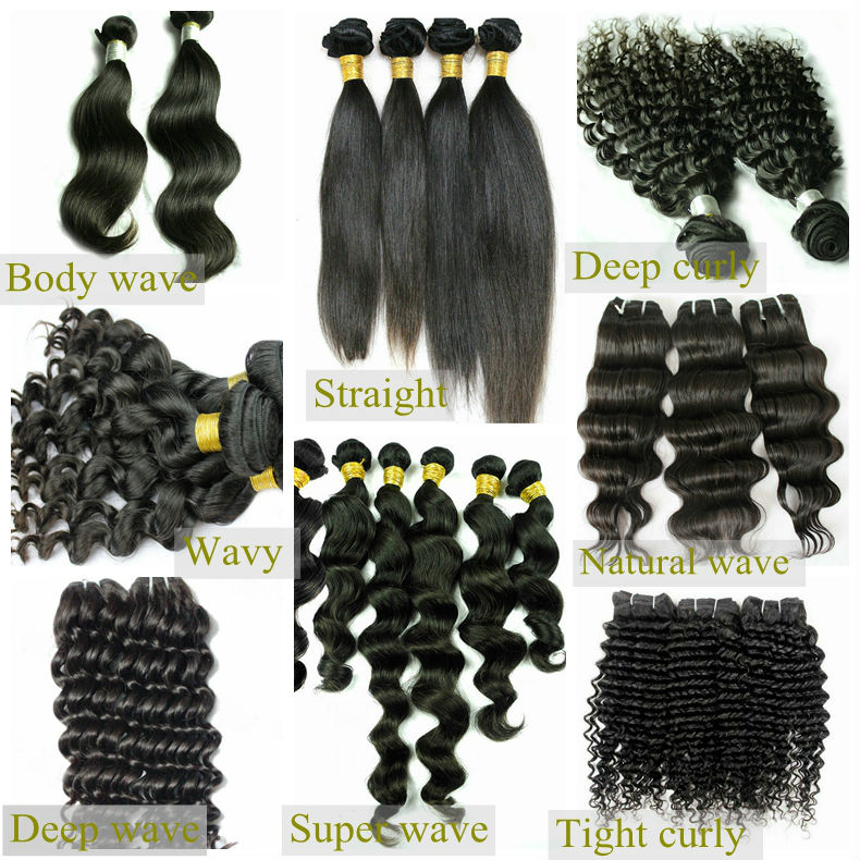 bulk wholesale double drawn malaysian virgin human hair