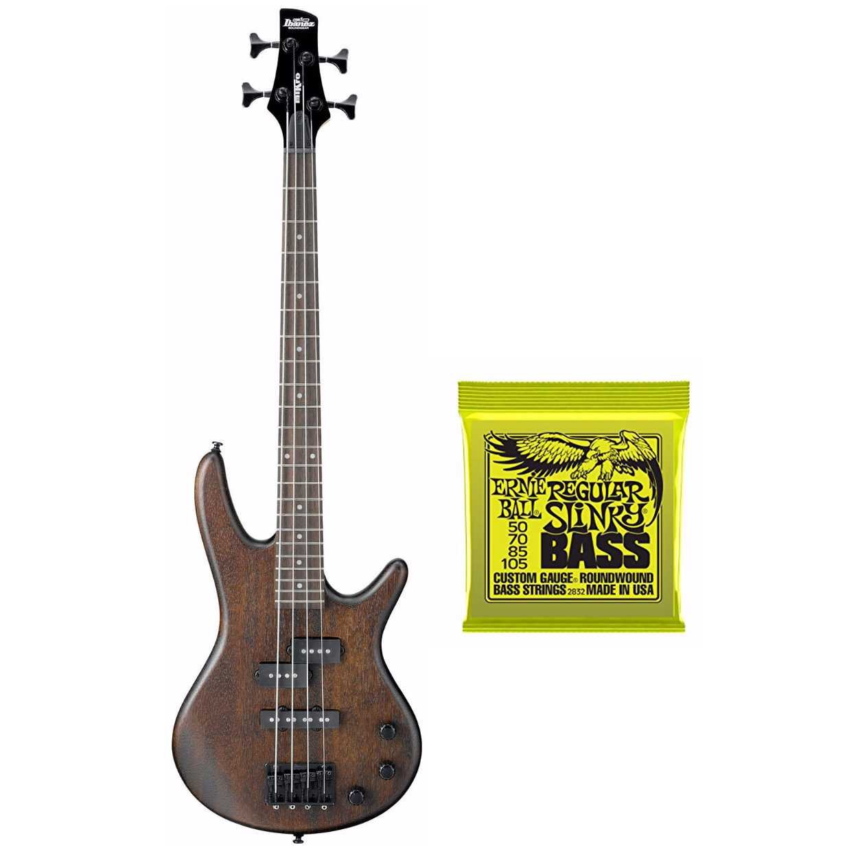 Buy Ibanez Btb747 7 String Electric Bass Guitar With Mahogany Backed