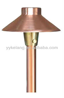 Copper 12v Low Voltage Garden Path Light Lighting Pole Mini Product On Alibaba