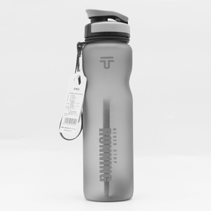 1000ML Healthy samples free frosted sporting clean plastic drinking toofeel water bottle