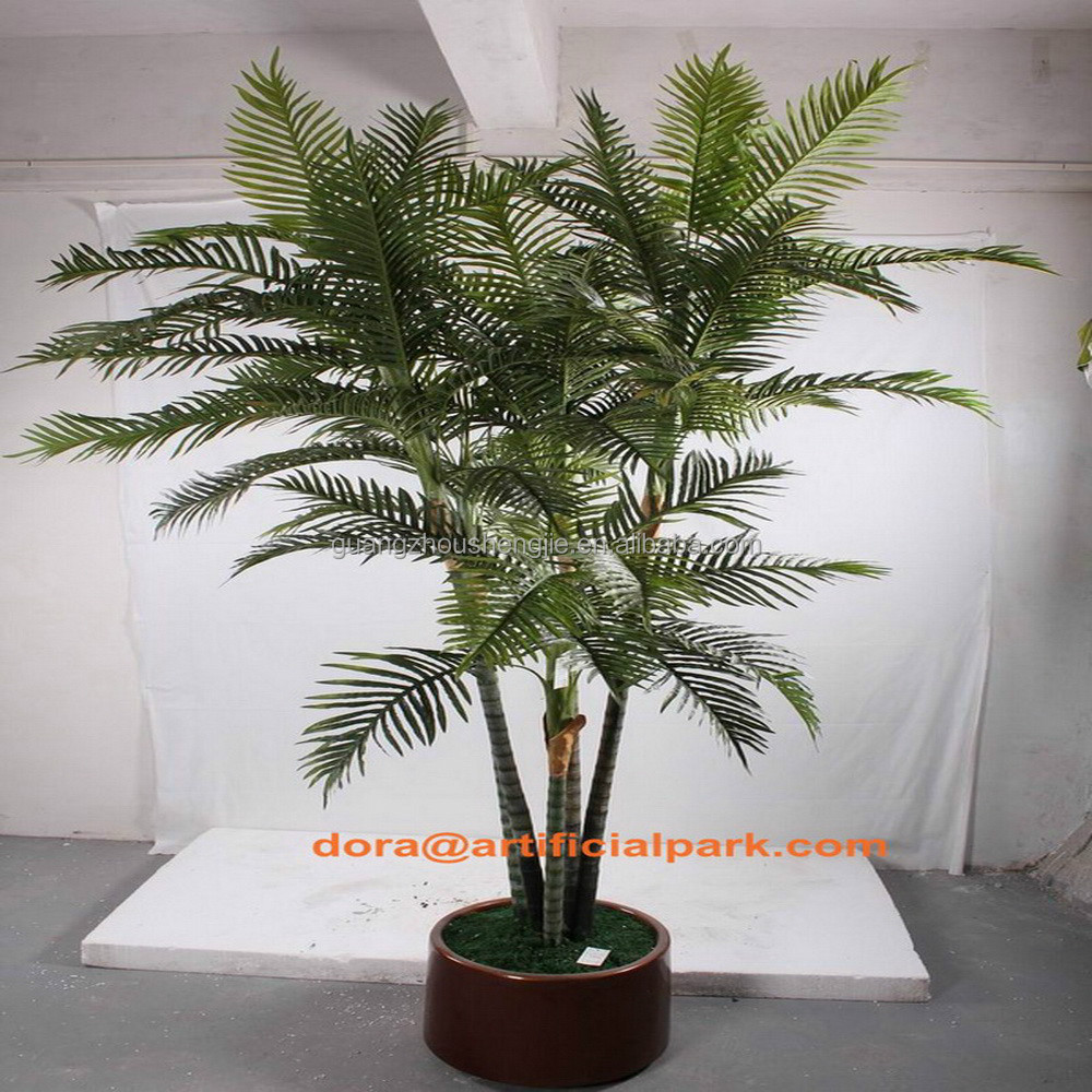 Sjh012147 arbre artificiel plantes ornementales d for Arbre palmier artificiel