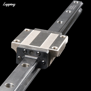 Interchangeable CNC Rail Kit Has Friction Guideways And Roller Slider