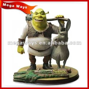 Shrek characters nude sex time become