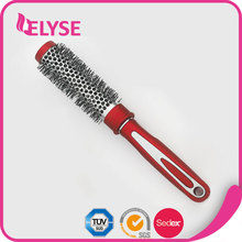 Professional classic design fashionable hair straightener brush