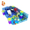 Factory OEM children color indoor playground toys parts