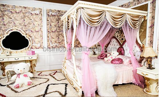 Luxus schlafzimmer mit himmelbett  Bisini Luxusmöbel,Italienischen Luxus-schlafzimmer Möbel ...