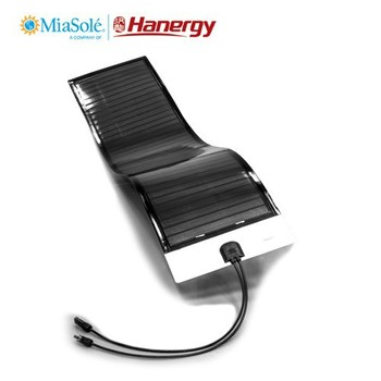 Hanergy 75w Miasole High Efficiency Pv Thin Film Solar