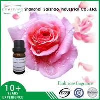 Essential Oil Pink Rose Hair Perfume Fragrance