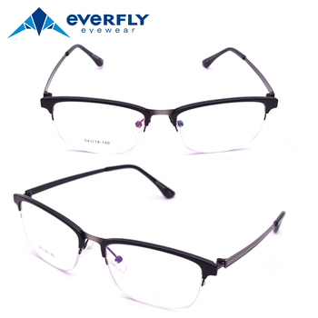 fc1decd574a4 Classic Design Wholesale New Optical Frames 2018 spectacle frame half rim eye  glasses manufacturers in China