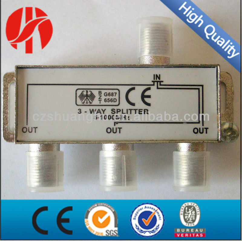 TV Splitter (5-1000 MHz)