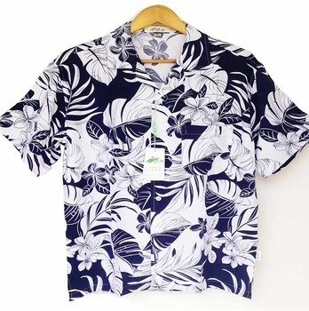 60db8336c Custom Mens Short Sleeve Rayon Hawaiian Shirts - Buy Custom Mens ...
