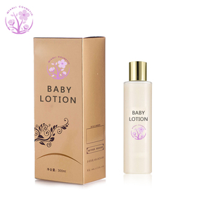 Custom-made baby skin care baby whitening lotion private label organic skin care products