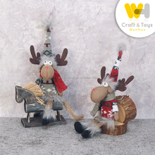 novelty reindeer design hanging ornament christmas tree ornament for wholesale