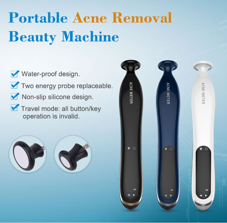 Tuying New Design Pore Clearing Tool SC605 Acne Removal Pen