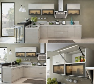 High quality plywood kitchen cabinets