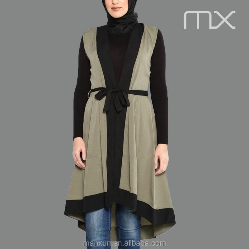 2015 New Indian Designer Fancy Ladies Cotton Long Tunic Islamic ...