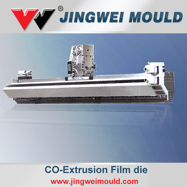 jingwei mould Casting Strech Film Die head extrusion mould