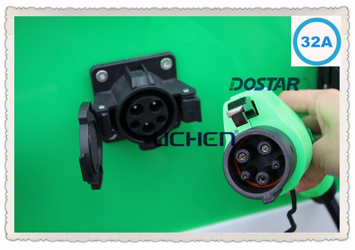 Uchen supply dostar ev 120v/240v portable charger