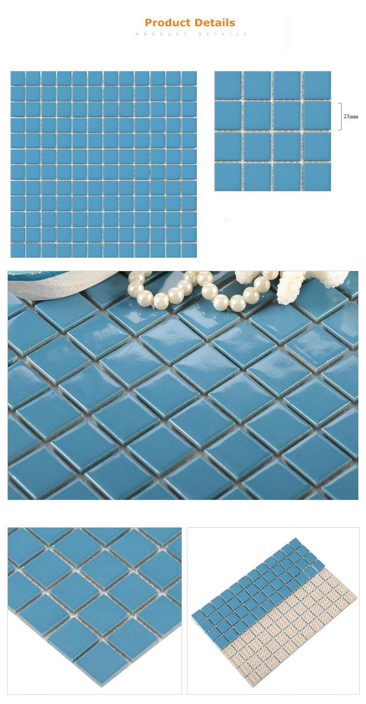 Bules Swimming Pool Mosaic Tile Price For Sale Ceramic Mosaics Tile ...