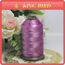 Top Quality 100% Polyester Star Multicolored Embroidery Thread