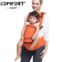 Mom baby seasons breathable style 2 in 1 hoodie baby carrier