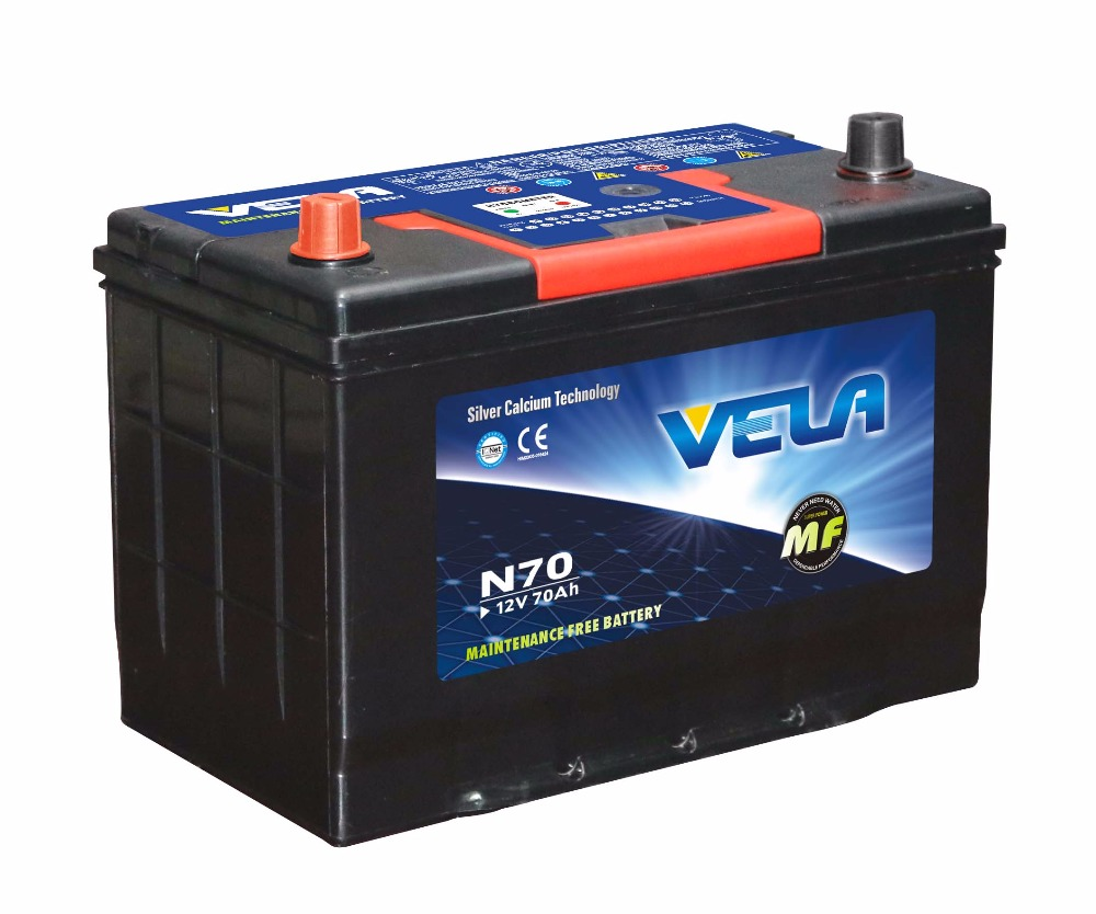 Global Batteries N70 Maintenance Free Battery - Buy Maintenance ...