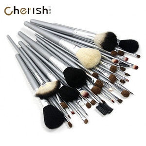 Best selling private label makeup brush cheap makeup tools 40 pcs makeup brush set