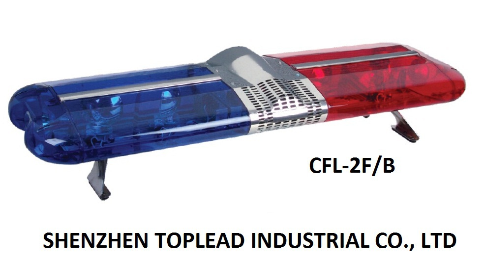High Quality Electronice Police Led Roof Light Bar With Speaker ...