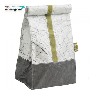 free sample promotion customized kraft paper lunch bag with insulated