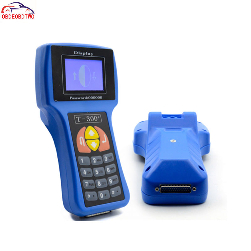 Best Price Professional Auto Key Programmer T300 T-300 car key transponder t300 with fast shipping