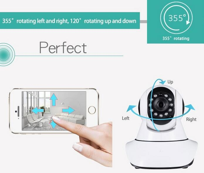 Long range home security surveillance p2p wifi ip camera with nvr,wireless hidden camera