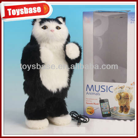 Electric Loudspeaker Box custom plush love dolls