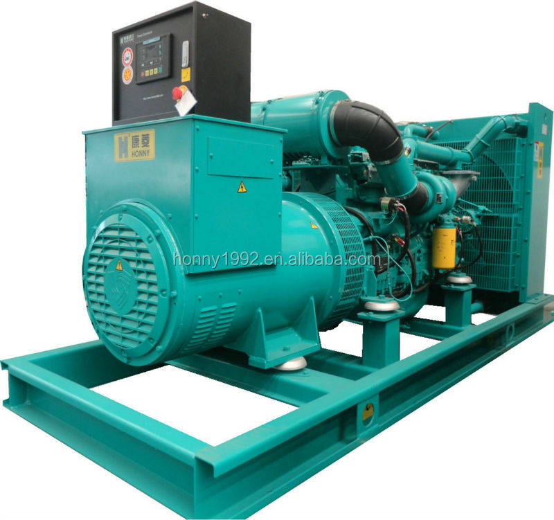 Construction use Silent 400kVA Electricity Genset