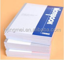 SOFT and HARDFACED NOTE BOOK(adhesive )