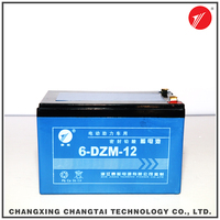 Durable rechargeable sealed lead acid recycle battery