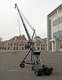 6 Meters Jimmy Jib Be Used by DV/professional/broadcast Cameras