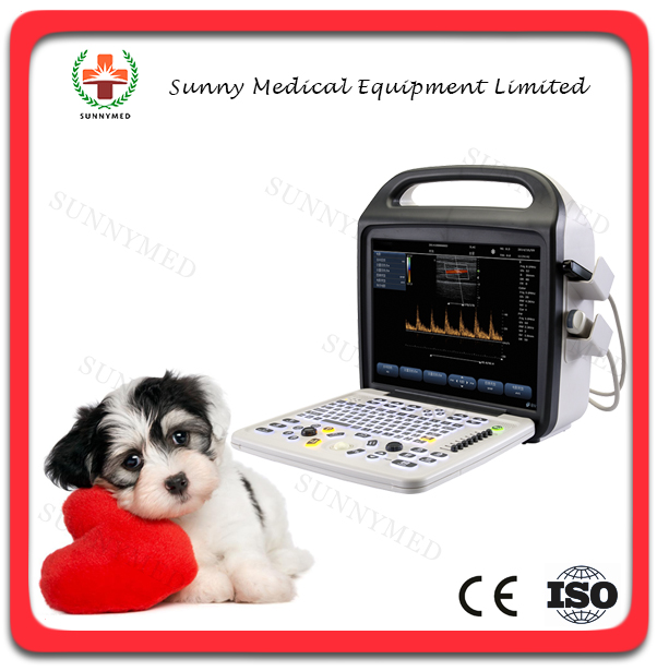 SY-A044-1 Portable veterinary color doppler ultrasound system vet ultrasound equipment