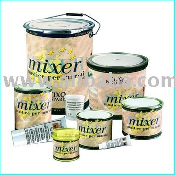 mixer marble mastic buy marble mastic adhesive product on. Black Bedroom Furniture Sets. Home Design Ideas