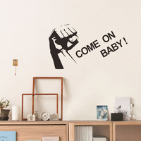 Amazing decorative office wall decal inspirational quotes