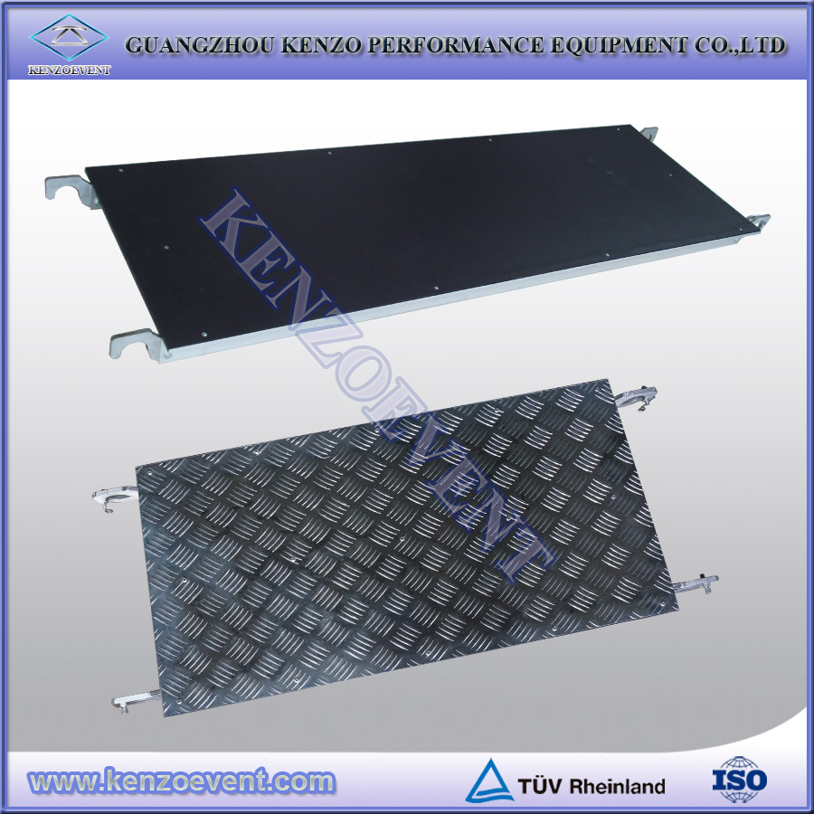 Hot sale aluminum scaffold planks for construction
