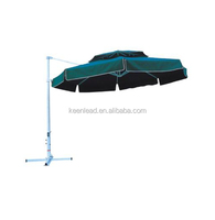 marketing hanging umbrella patio banana parasol supplier