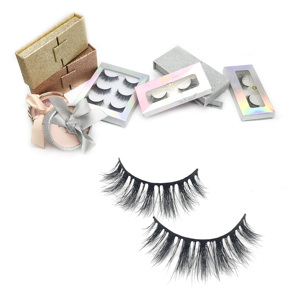 3 pairs faux mink lashes synthetic hair false eyelashes,eyelashes