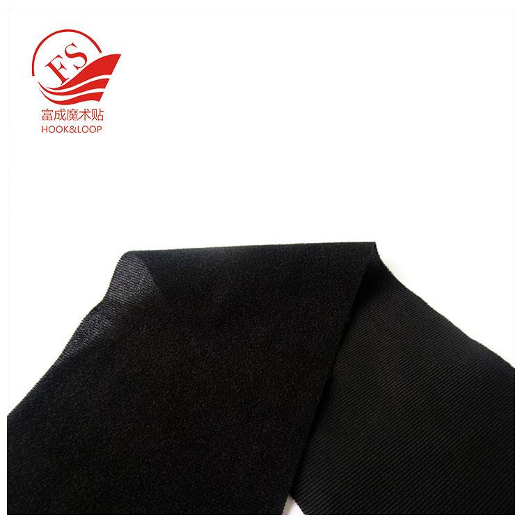 Wholesale hook loop Polishing pad display sott loop fabric