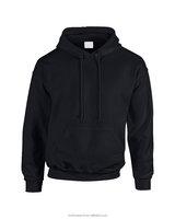Wholesale lightweight long black hoodie jacket