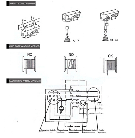 120v Electric Winch Switch Wiring Diagrams - Wiring Diagram K8 on