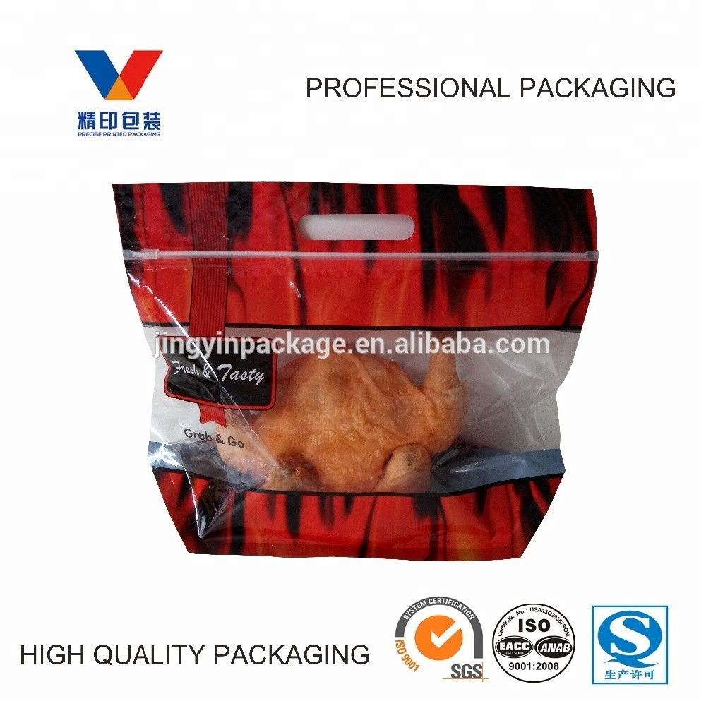 Slide Zipper Pet Microwave Oven Roasting Bag Steaming Product On Alibaba