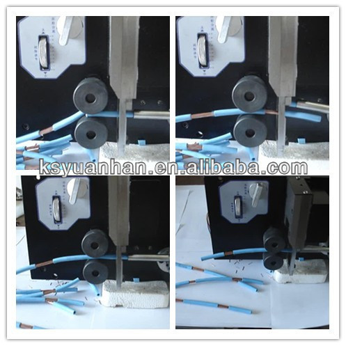 Wire Cutting Stripping Machine | New Products Yh Bnx2 Electric Copper Wire Twisting Cutting Stripping